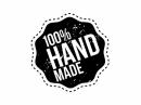 Okrúhla pečiatka - 100% HANDMADE