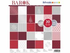 Sada scrapbookových papierov - Barok