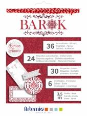 Sada na balenie balíkov - Barok