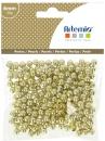 Perličky 6mm 30g - zlaté