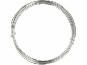 Alumíniový drôt 1,5 mm - strieborný