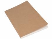 Papierový zápisník A5 - bodkovaný - na bullet journal