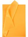 Hodvábny papier 50x70cm - slnečnicový žltý
