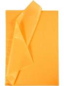 Hodvábny papier 25 kusov - slnečnicový žltý