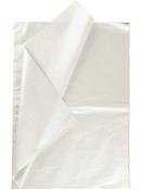 Hodvábny papier 50x70cm - perleťový biely