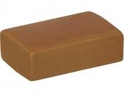 Modelovacia školská guma 20g - hnedá