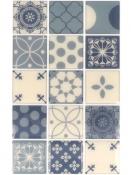 Mozaikové nálepky 4x4cm - 30ks