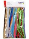 Žinilkový drôt 6 mm - mix farieb - 210ks