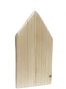 Drevený domček - 15 cm