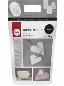 Odlievací prášok Raysin 100 - 1kg - biely