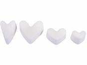 Odlievacia forma na mydlo - srdcia