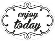 Pečiatka do mydla, sádry -  enjoy today