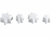 Odlievacia forma na mydlo - hviezdy