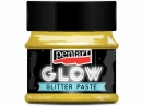 Glitrová pasta GLOW 50ml - zlatá