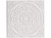 Reliéfna 3D forma 11x11cm - mandala