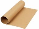Kožený papier 50x100cm - prírodný