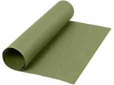 Kožený papier 50x100cm - zelený