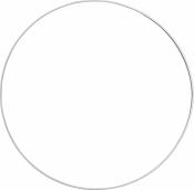 Kovový kruh na lapač snov 40cm