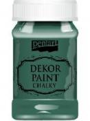 Akrylová vintage farba Dekor Paint - 100 ml - ihličie