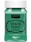Akrylová vintage farba Dekor Paint - 100 ml - zelená