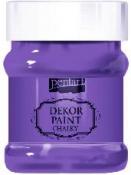 Akrylová vintage farba Dekor Paint - 230 ml - biskupská fialová