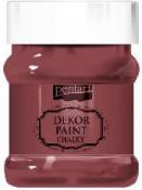 Akrylová vintage farba Dekor Paint - 230 ml - gaštanová