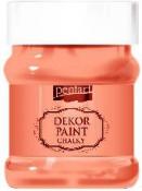 Akrylová vintage farba Dekor Paint - 230 ml - oranžová