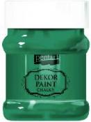 Akrylová vintage farba Dekor Paint - 230 ml - zelená