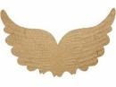 Papierové anjelské krídla 21x13cm