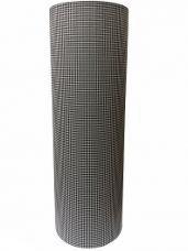 Baliaci papier 5m - čierne káro