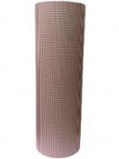 Baliaci papier 5m - staroružové káro