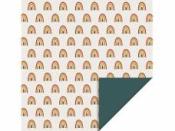 Baliaci papier 70 cm x 3 m - dúha