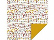 Baliaci papier 70 cm x 3 m - girlandy