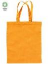 Bavlnená taška 24x28cm - žltý melón