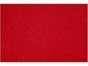 Filc 3 mm - 40x50 cm - červený