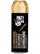 Chrómový sprej - zlatý - 400 ml