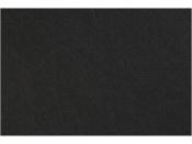 Filc 3 mm - 40x50 cm - čierny