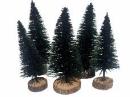Mini dekoračný vianočný stromček 8 cm