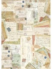 Ryžový papier A3 - Pohľadnice
