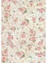 Ryžový papier A3 - Ruže