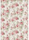 Ryžový papier A4 - tapeta ruže