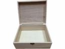 Drevená krabica 27,5 x 22,5 x 12,8 cm