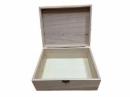 Drevená krabica 24,3 x 19,3 x 9,8 cm