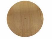 Drevená podložka k hodinám 40cm