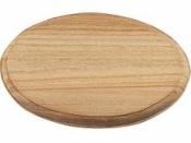 Drevená tabuľka - 21,5x14 cm