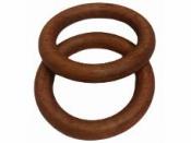 Drevený kruh 4 cm - čerešňa