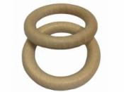 Drevený kruh 4 cm - natur
