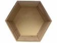 Drevený 8-uholníkový podnos 25 cm - Octagon