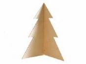 Dýhový výrez - strom - 20cm