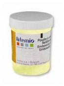 Embosovací prášok 25ml - UV žltý